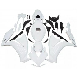Pearl White Motorcycle Fairings For 2012-2016 Honda CBR1000RR