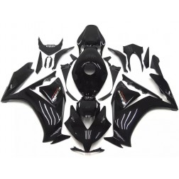 Gloss Black Motorcycle Fairings For 2012-2016 Honda CBR1000RR