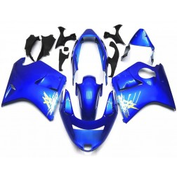 Blue Motorcycle Fairings For 1997-2007 Honda CBR1100XX