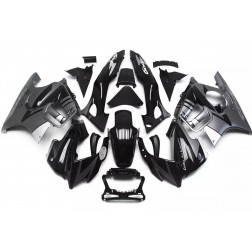 Black & Gray Motorcycle Fairings For 1997-1998 Honda CBR600F3