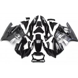 Black & Gray Motorcycle Fairings For 1995-1998 Honda CBR600F3