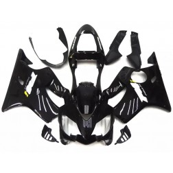 Gloss Black Motorcycle Fairings For 2001-2003 Honda CBR600F4i