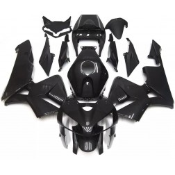 Black Motorcycle Fairings For 2005-2006 Honda CBR600RR