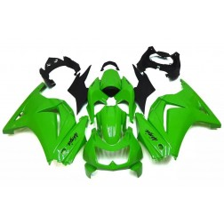 Lemon Green Motorcycle Fairings For 2008-2012 Kawasaki Ninja 250R