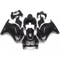 Gloss Black Motorcycle Fairings For 2008-2012 Kawasaki Ninja 250R