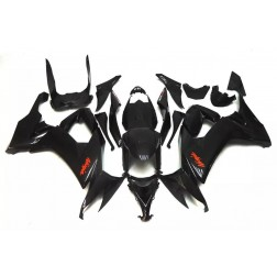 Black Motorcycle Fairings For 2008-2010 Kawasaki ZX-10R