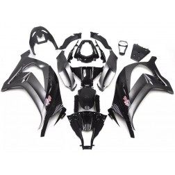 Black & Gray Motorcycle Fairings For 2011-2015 Kawasaki ZX-10R