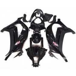 Gloss Black Motorcycle Fairings For 2011-2015 Kawasaki ZX-10R