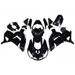 Gloss Black Motorcycle Fairings For Motorcycle Fairings For 2006-2011 Kawasaki ZX-14R
