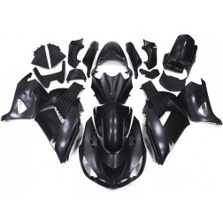 Matte Black Motorcycle Fairings For Motorcycle Fairings For 2006-2011 Kawasaki ZX-14R