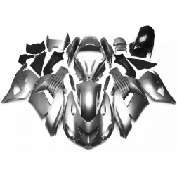 Silver Motorcycle Fairings For Motorcycle Fairings For 2006-2011 Kawasaki ZX-14R