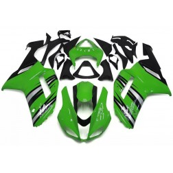 Gloss Green Motorcycle Fairings For 2007-2008 Kawasaki ZX-6R