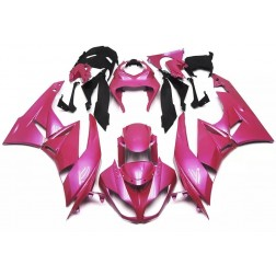 Pink Motorcycle Fairings For 2009-2012 Kawasaki ZX-6R