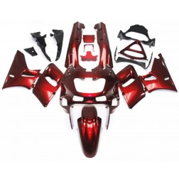 Pearl Red Motorcycle Fairings For 1993-2007 Kawasaki ZZR 400