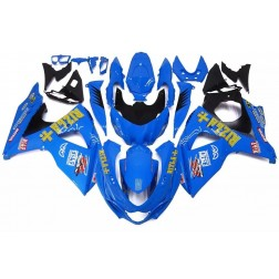 Blue Rizla+ Motorcycle Fairings For 2009-2016 Suzuki GSX-R 1000 K9