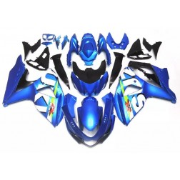 Blue Motorcycle Fairings For 2009-2016 Suzuki GSX-R 1000 K9