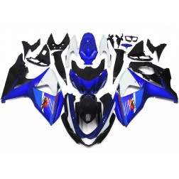 Blue & Black Motorcycle Fairings For 2009-2016 Suzuki GSX-R 1000 K9