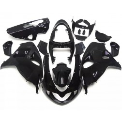 Gloss Black Motorcycle Fairings For 1998-2002 Suzuki TL1000R