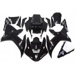 Black Motorcycle Fairings For 2002-2003 Yamaha YZF-R1