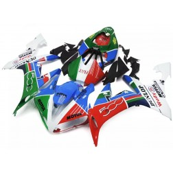 Blue, Green & Red Motorcycle Fairings For 2004-2006 Yamaha YZF-R1