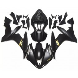 Flat Black Motorcycle Fairings For 2004-2006 Yamaha YZF-R1