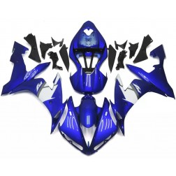 Gloss Blue Motorcycle Fairings For 2004-2006 Yamaha YZF-R1