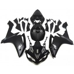 Black Motorcycle Fairings For 2007-2008 Yamaha YZF-R1