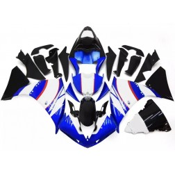Blue, White & Black Motorcycle Fairings For 2009-2011 Yamaha YZF-R1