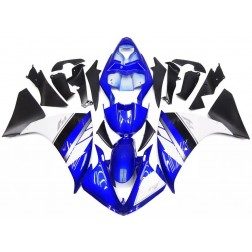 Blue & White Motorcycle Fairings For 2009-2011 Yamaha YZF-R1