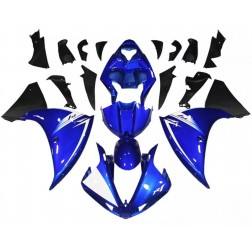Blue & Black Motorcycle Fairings For 2009-2011 Yamaha YZF-R1