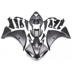 Matte Black Motorcycle Fairings For 2009-2011 Yamaha YZF-R1
