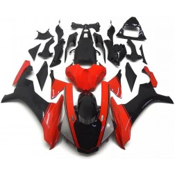 Red, Black & Gray Motorcycle Fairings For 2015-2017 Yamaha YZF-R1