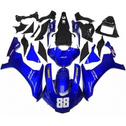 Pearl Blue Motorcycle Fairings For 2015-2017 Yamaha YZF-R1