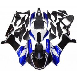 Black & Blue Motorcycle Fairings For 2015-2017 Yamaha YZF-R1