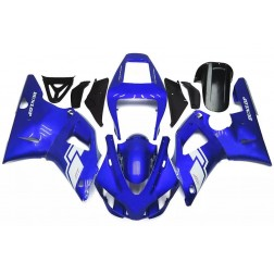 Gloss Blue Motorcycle Fairings For 1998-1999 Yamaha YZF-R1