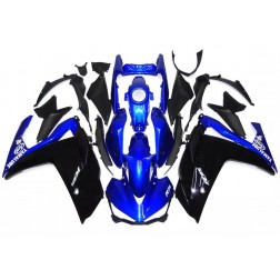 Black & Blue Motorcycle Fairings For 2015-2016 Yamaha YZF-R3