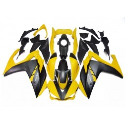 Yellow & Black Motorcycle Fairings For 2015-2016 Yamaha YZF-R3