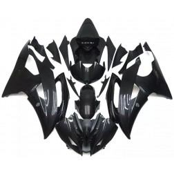 Black Motorcycle Fairings For 2008-2016 Yamaha YZF-R6