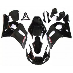 Flat Black & Gloss Black Motorcycle Fairings For 1998-2002 Yamaha YZF-R6